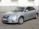 Аренда Toyota Camry V40 серебристая авто бизнес класса Киев цена