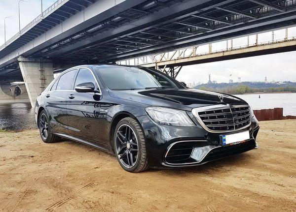 Mercedes-Benz S560 AMG 4MATIC W222 Restyling аренда на прокат