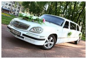 Волга ретро лимузин недорого