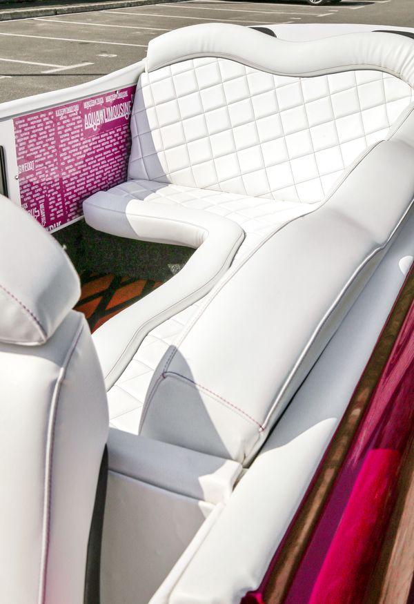 Volga GAZ 21 ретро лимузин прокат аренда