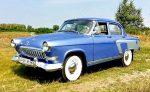 Volga Gaz 21 прокат аренда ретро автомобилей