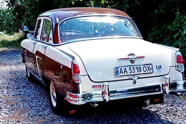 Volga Gaz 21 заказать на прокат ретро авто