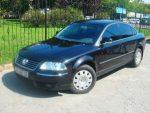 Аренда прокат авто Volkswagen Passat B5 черный Киев цена