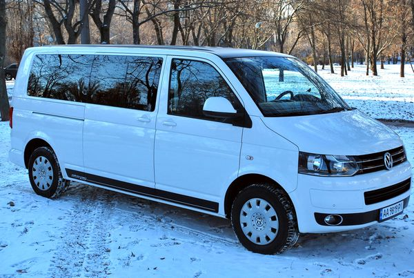 volkswagen-caravelle-белый