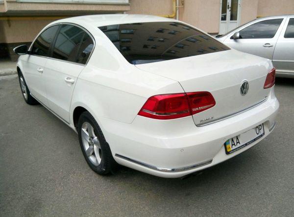 Volkswagen Passat B7 прокат аренда