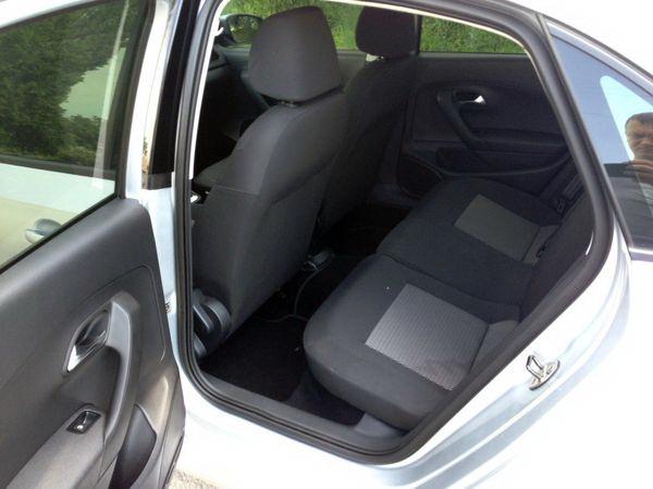Volkswagen Polo sedan прокат аренда