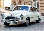 Аренда ретро автомобиля ZIM GAZ-12 NEW Киев цена
