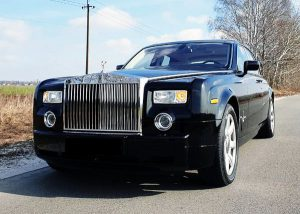Аренда VIP авто Rolls-Royce Phantom