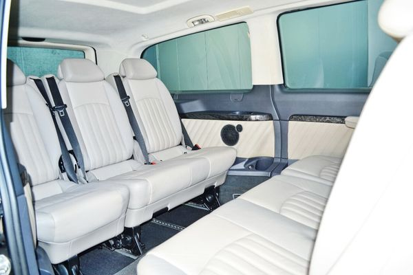 Mercedes Viano 2013 микроавтобус на свадьбу киев