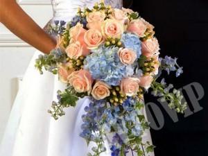 Свадебный букет невесты на свадьбу цена недорого заказать