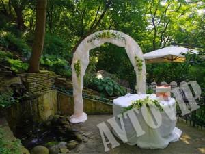 Выездная свадебная церемония цена заказать