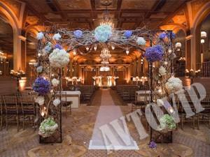 Украшение  свадебного зала на свадьбу свадебный декор