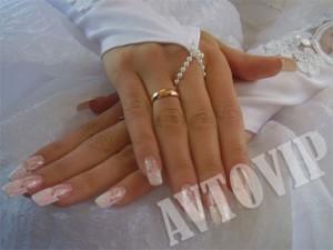 Свадебный маникюра на свадьбу в киеве цена