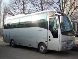 Isuzu автобус на 28-30 мест