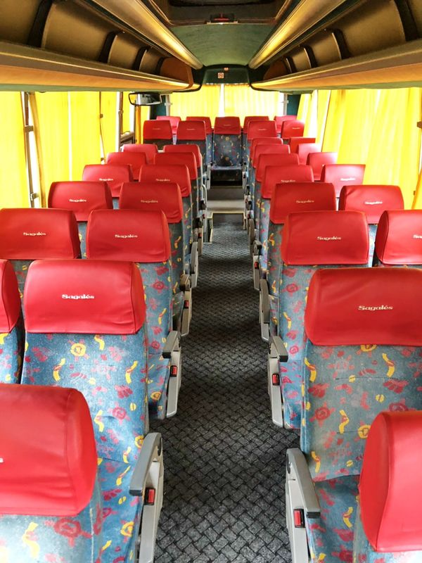 Прокат автобуса Man 39 на свадьбу