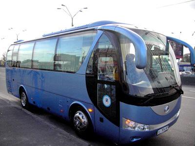 Man Yutong автобус на 28-30 мест