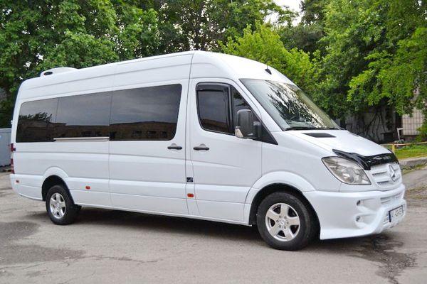 Микроавтобус для свадьбы