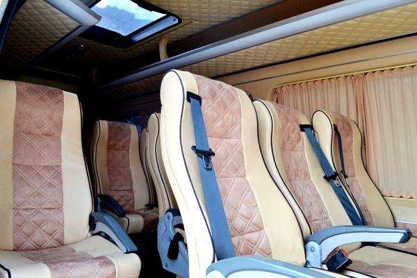 Mercedes Sprinter микроавтобус на прокат