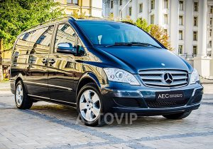 Mercedes Viano заказать бизнес класс трансфер