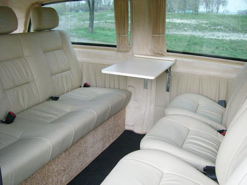 Салон микроавтобус своими руками
