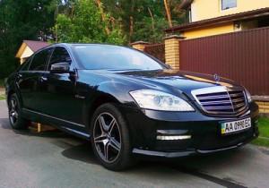 Mercedes W221 S65