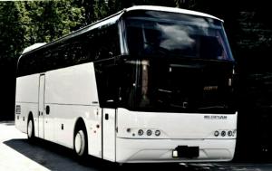 Автобус Neoplan 116 аренда 50 мест