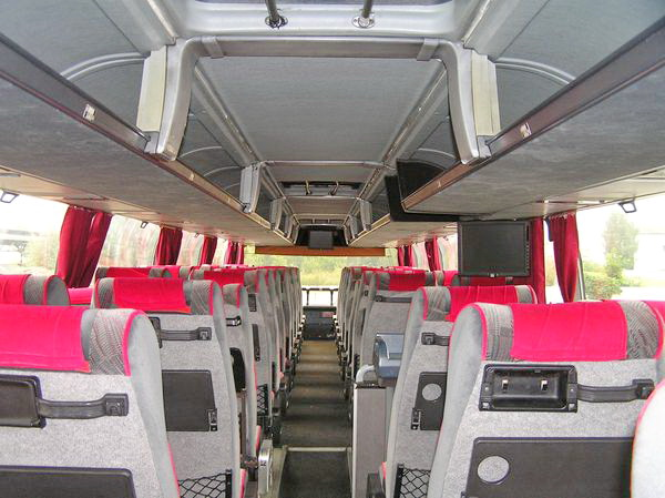 Neoplan 122 автобус