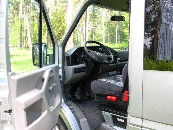 Volksvagen LT28 микроавтобус на 15 мест