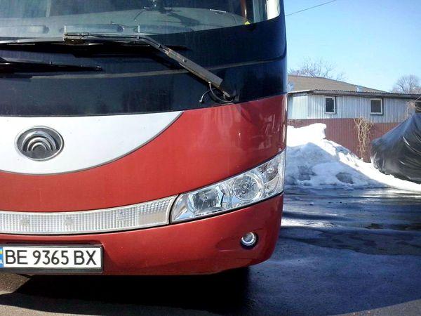 Man Yutong автобус 30 мест заказать в киеве