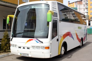MAN NEW автобус на 30 35 40 мест