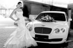 Правила аренды машины на свадьбу