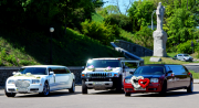 Лимузины на прокат на свадьбу