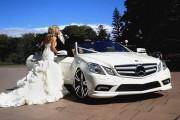 Мерседес на свадьбу киев