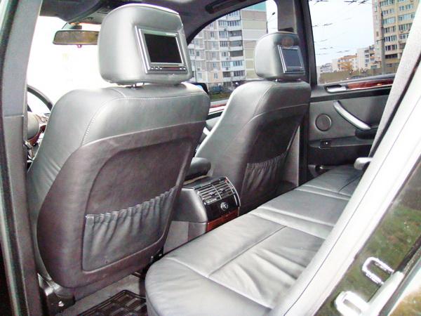 BMW X5 черный