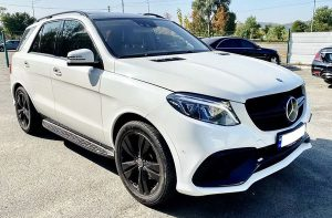 Аренда Mercedes-Benz GLE 2018 джип