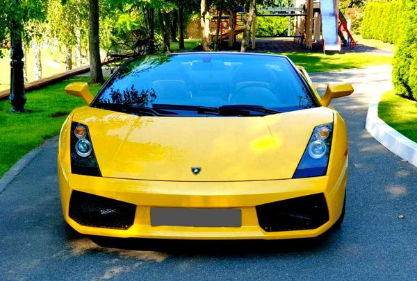 Lamborghini Gallardo прокат аренда