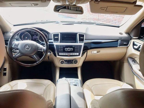Mercedes-Benz ML400 AMG 2016 аренда киев