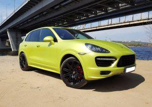 Porsche Cayenne Gts 4.8 на прокат в Киеве