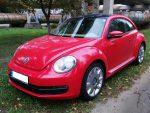 Аренда прокат Volkswagen New Beetle Киев цена