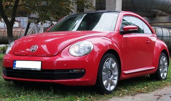 Volkswagen New Beetle прокат аренда на свадьбу съемки