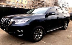 Toyota Prado аренда на прокат
