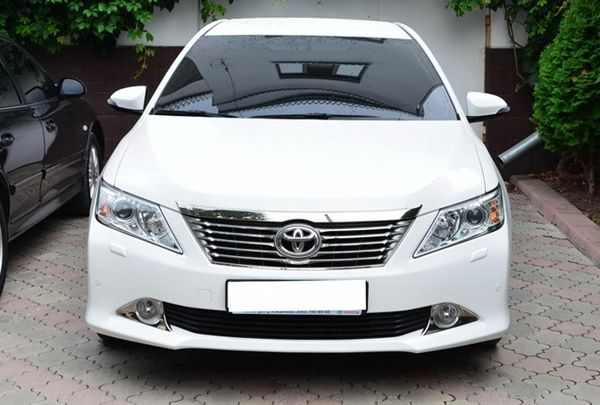 Toyota Camry V50 белая новая прокат