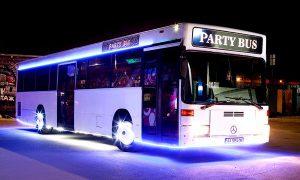 Party bus пати бус пати бас автобус лимузин дискотека на колесах