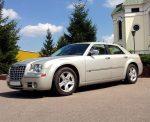 Аренда Chrysler 300C шампань авто бизнес класса Киев цена