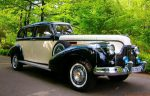 Аренда ретро автомобиля Buick 1940 Киев цена