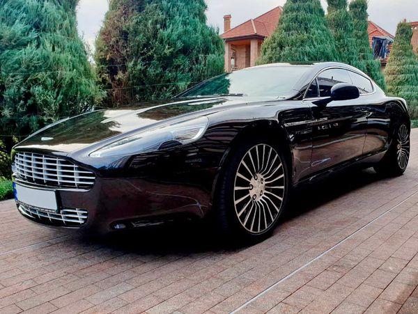 Aston Martin Rapide прокат аренда астон мартин на свадьбу
