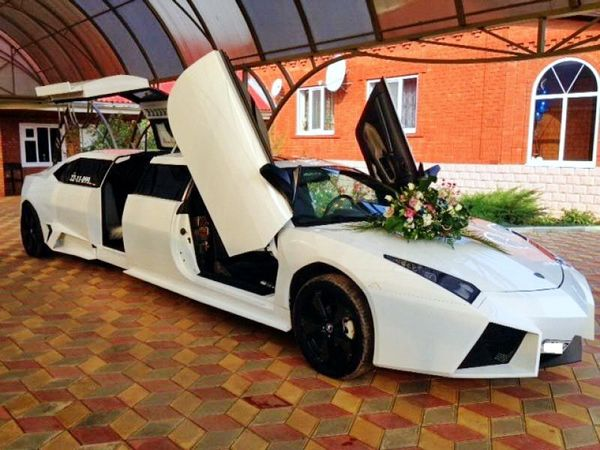 Limuzin-Lamborghini лимузин ламбаргини прокат аренда киев