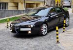 Аренда Alfa Romeo черная авто бизнес класса Киев цена