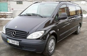 Mercedes Vito Extra Long аренда мерседес вито киев