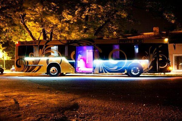 Party Bus прокат аренда пати бас пати бус киев